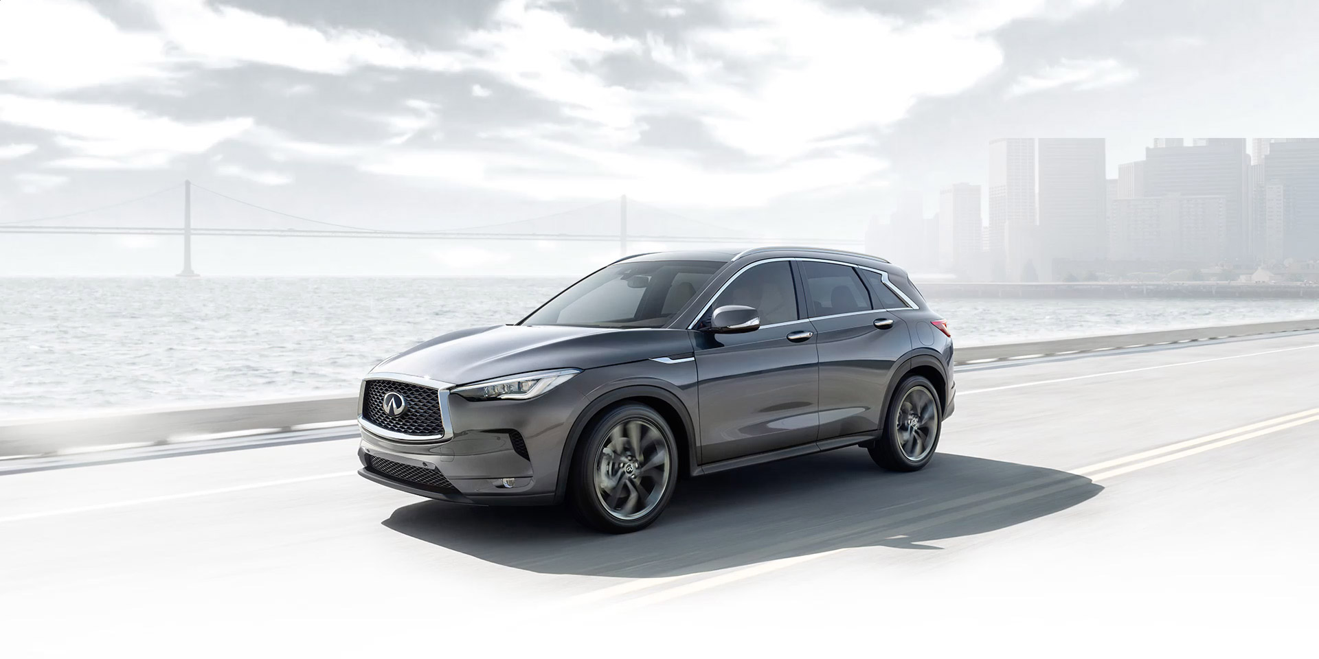 2019 INFINITI QX50 Luxury Crossover